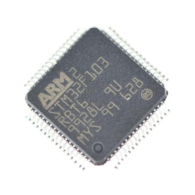 微控制器 STM32F103RBT6现货销售